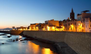 Holiday Homes in Alghero