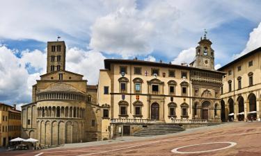 Hotels in Arezzo