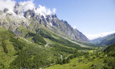Bed & breakfast ad Aosta