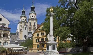 Lägenheter i Brixen