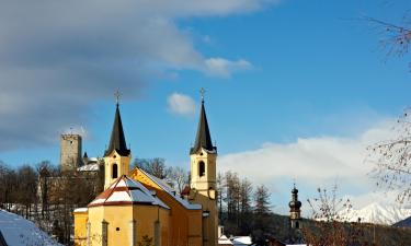 Hotell i Bruneck