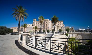 Hotell i Cagliari