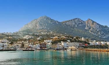 B&Bs in Capri