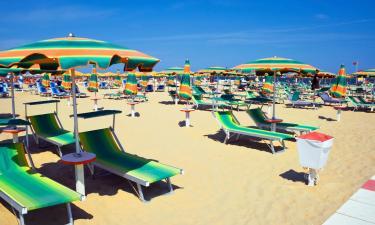 Beach Hotels in Cervia