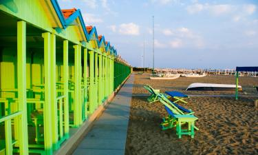 Beach Hotels in Forte dei Marmi