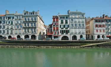 Appartements à Bayonne