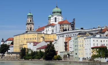 Pensionen in Passau