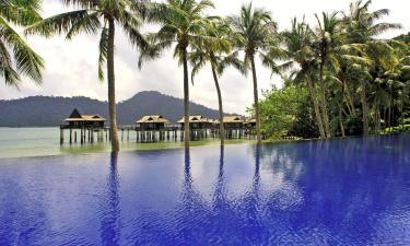 Resorts in Pangkor