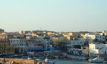 Vacation Homes in Lampedusa