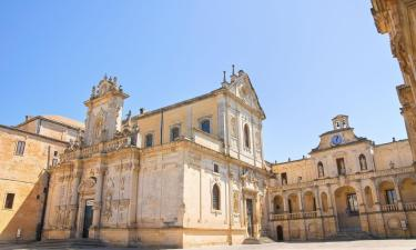 Hotels in Lecce