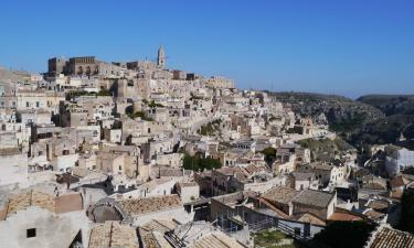 Bed & breakfast a Matera