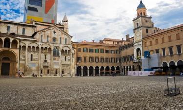 B&Bs i Modena