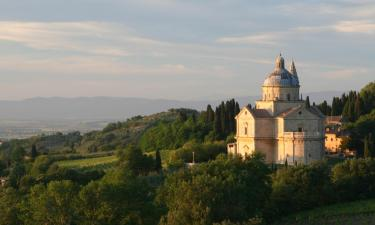 Farm stays in Montepulciano