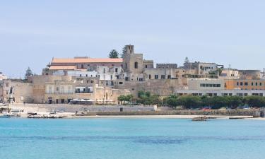 Bed & breakfast a Otranto