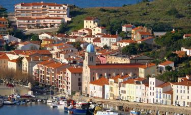 Apartments in Port-Vendres