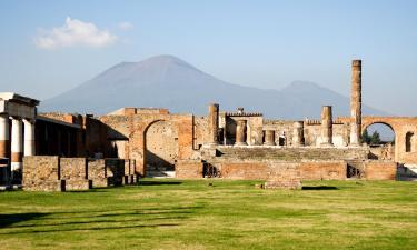 Hôtels à Pompéi