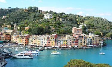 Lägenheter i Portofino