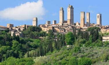 Agriturismi a San Gimignano