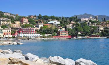 B&Bs in Santa Margherita Ligure