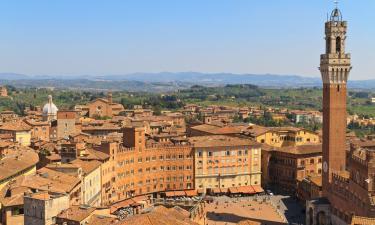 Hotels in Siena