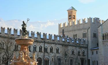 Hotels in Trento