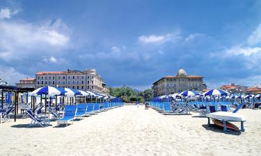 Hotels in Viareggio