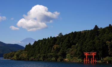 Ryokan a Hakone