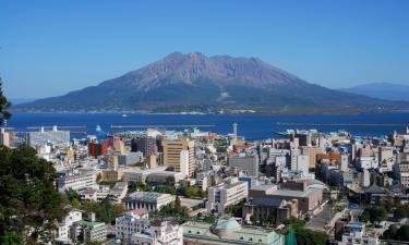 Отели в городе Кагосима