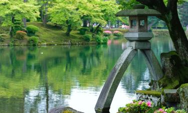 Guest Houses in Kanazawa