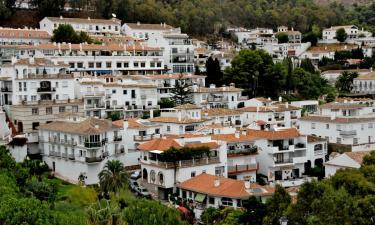 Villas in Mijas