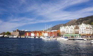 Hotels in Bergen