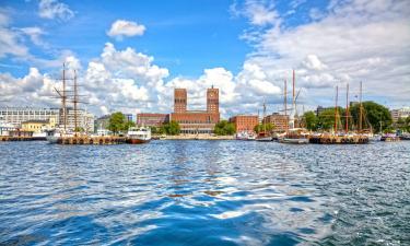 Hotels in Oslo