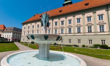 Pensionen in Klagenfurt am Wörthersee
