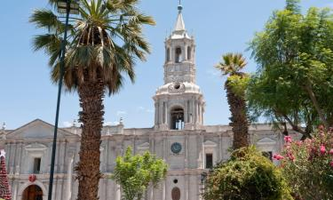 Accessible Hotels in Arequipa