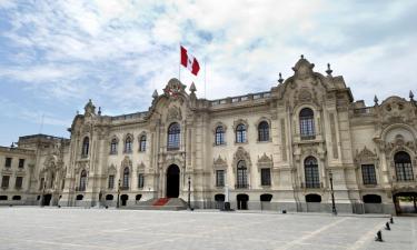 Hostales y pensiones en Lima