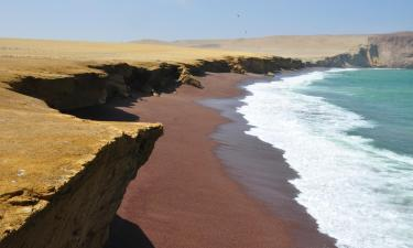 Hotels with Pools in Paracas