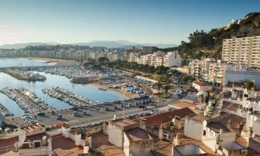 Apartments in Blanes