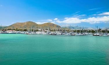 Hoteles en Puerto de Alcudia