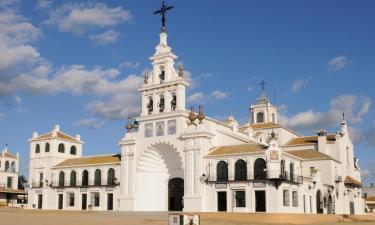 Apartamentos en Huelva