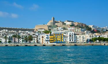 Budget hotels in Ibiza Town