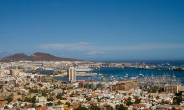 Apartamentos en Las Palmas de Gran Canaria