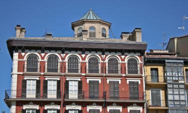 Hótel í Pamplona