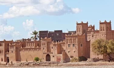 Riads à Ouarzazate