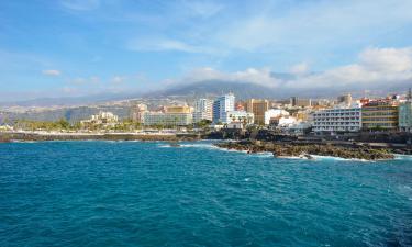 Ferienwohnungen in Puerto de la Cruz
