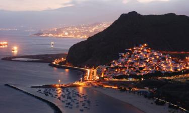 Apartamentos en Santa Cruz de Tenerife