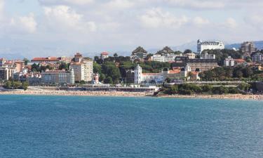 Hoteles en Santander