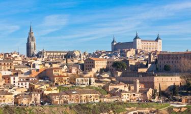 Ferienwohnungen in Toledo
