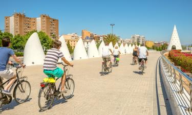 Ferienwohnungen in Valencia