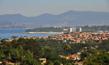 Hostales y pensiones en Vigo