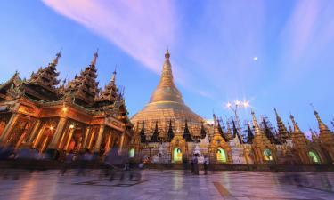 Hotels in Yangon